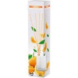Bispol fragrance diffuser rattan sticks 45 ml - Orange