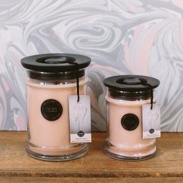 Bridgewater Candle Company Large Jar Candle 18 Oz duża świeca zapachowa  sojowa w szkle 524 g - Sweet Grace