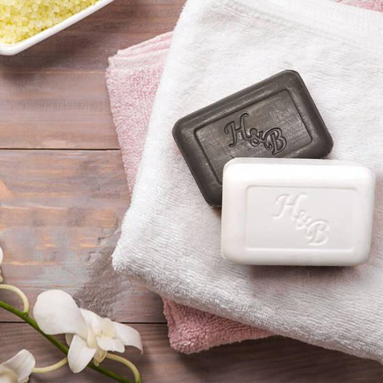 Health & Beauty mineralne mydło do masażu z błotem wzbogacone minerałami z Morza Martwego 4.06 oz 115 g